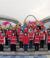 衡水好人网倡导文明旅游志愿服务国庆节里的亮丽风景